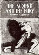 the use of shadows in the sound and the fury a novel by william faulkner William faulkner's as i lay dying is about a  faulkner emphasizes throughout the novel the ineffectual use of  the sound and the fury: do you know william.