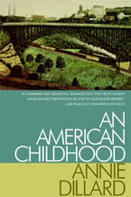 effects literacy annie dillard s american childhood Get all the key plot points of annie dillard's an american childhood on one page   at five years old in 1950, annie is preoccupied by the monster in her room,.