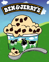 Leadership of Ben and Jerry's