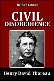 Civil Disobedience and Thoreau