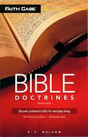 The Doctrine of the Bible