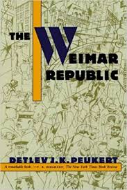Downfall of the Weimar Republic