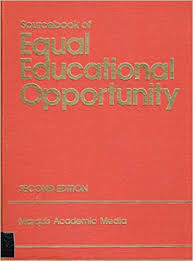 Equal Opportunity in Education