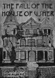 an analysis of imagery in the fall of the house of usher by edgar allan poe Imagery and description of the fall of the house of usher edgar allan poe uses imagery and description to convey the gothic emotion of his life and the lives around him in this story poe's description of the house and madeline, emphasis the.
