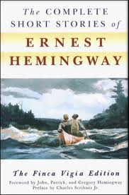 jig in ernest hemingway s hills like Free essay: in hills like white elephants, the setting of the story is symbolic to the main character's dilemma the author, ernest hemingway gives just.