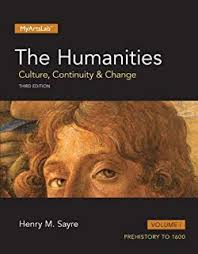 Research Papers On The Humanities And Human Experience