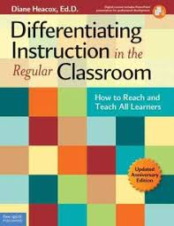 Instructional Strategies for Differentiating Instruction