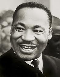 Research paper martin luther king jr