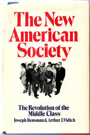 The Middle Class and American Society