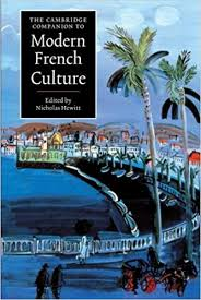 Modern French Culture Research Papers - photo#11