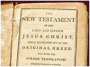 Guidelines for Writing a Research Paper in New Testament Exegesis