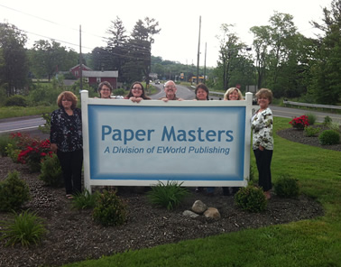 Paper Masters Staff