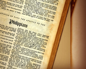 Books of the Bible: Philippians