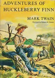 racism in huckleberry finn term papers