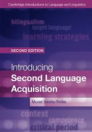 second language acquisition research papers