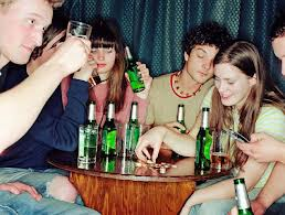 Social Consequences of Drinking Alcohol