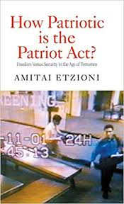 Usa patriot act term paper