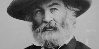 Pictures of Walt Whitman's writing inspiration and tomb | liturature ...
