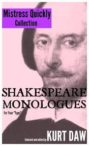 William Shakespeare's Monologues